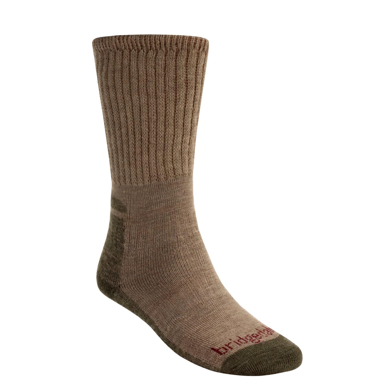 Bridgedale Backpacker Socks (For Men and Women) 1697G 77