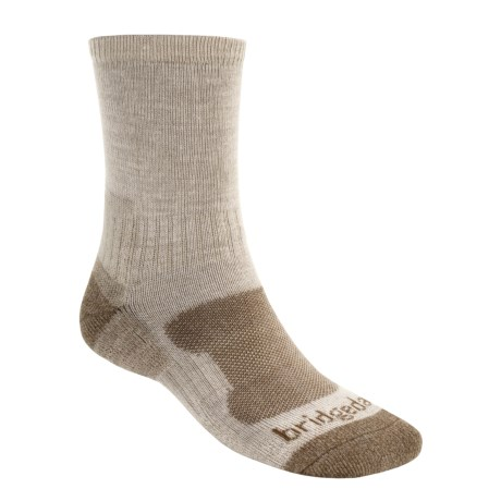 Bridgedale CoolMax® Crew Socks (For Men)