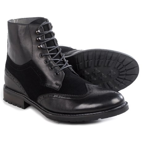 Steve Madden Occupie Boots - Leather (For Men)