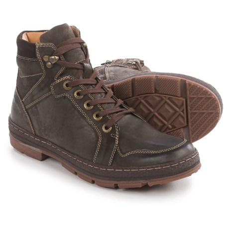 Steve Madden Levarr Boots - Leather (For Men)