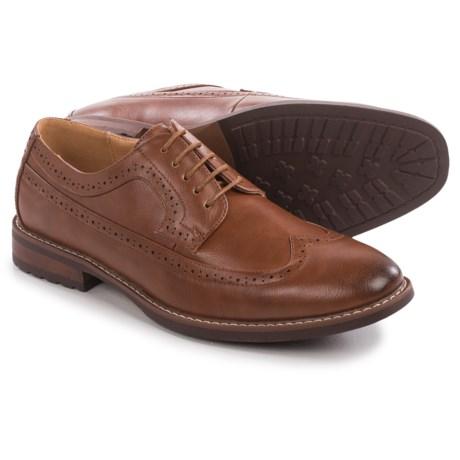 Steve Madden M-Amped Wingtip Oxford Shoes (For Men)