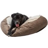 """K&H Pet Self-Warming Cuddle Ball Dog Bed - Large, 48"""" Round"""