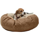 """K&H Pet Self-Warming Cuddle Ball Dog Bed - Small, 28"""" Round"""