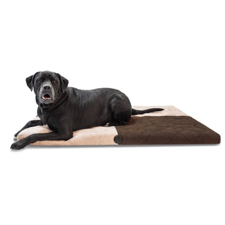 """K&H Pet Quilted Memory Dream Dog Bed - Large, 52x37"""""""