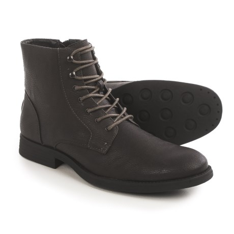 Robert Wayne Ellis Boots - Vegan Leather (For Men)
