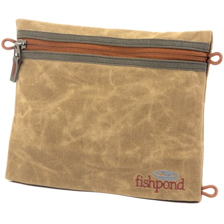 Fishpond Eagle's Nest Travel Pouch - 8x9.75""