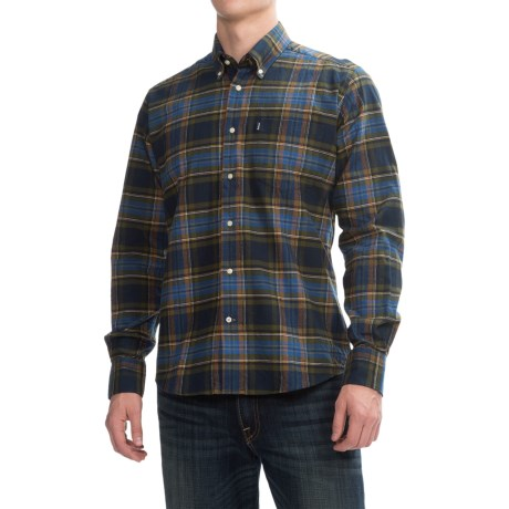 Barbour Castlebay Shirt - Tailored Fit, Long Sleeve (For Men)