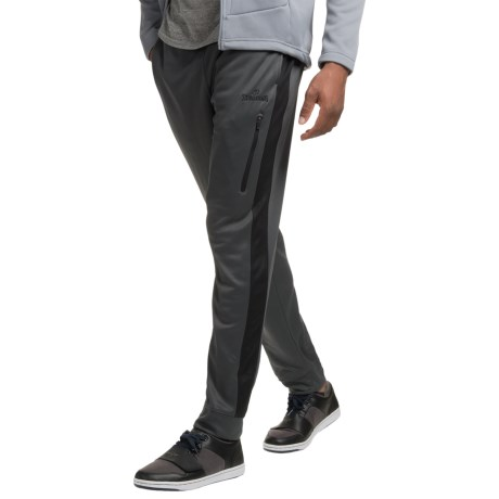 Spalding High-Performance Joggers - Athletic Fit (For Men)