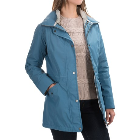 Barbour Winter Trevose Jacket - Waterproof, 3-in-1 (For Women)