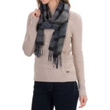 Barbour Country Tattersall Scarf - Lambswool (For Women)