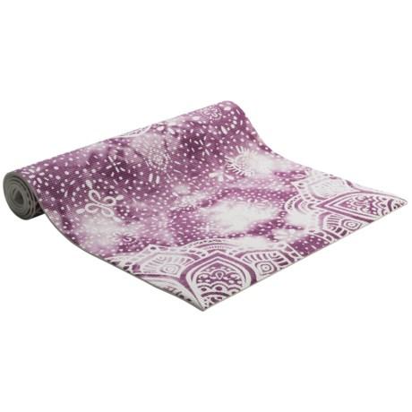 Flo Tie-Dye Mandala Yoga Mat - 6mm