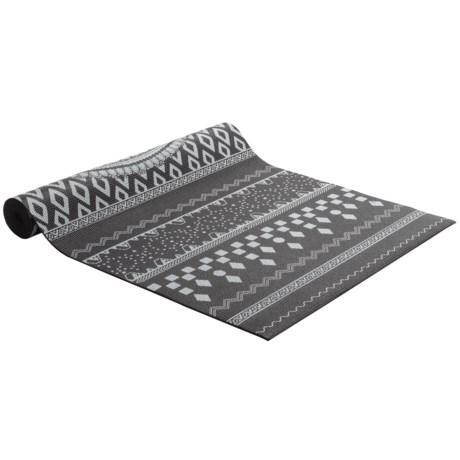 Flo Mandala Yoga Mat - 4mm