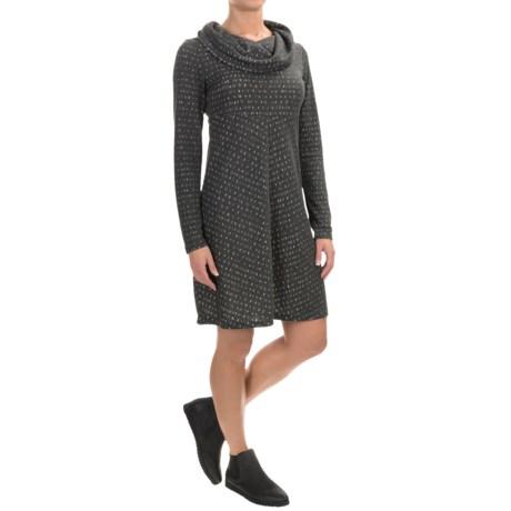 Aventura Clothing Amaris Cowl Neck Dress - Long Sleeve (For Women)