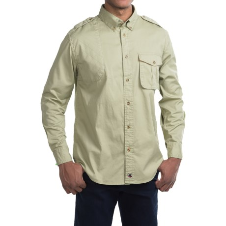Southern Proper Shooting Shirt - Long Sleeve (For Men)