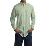 Southern Proper Gingham Check Shirt - Long Sleeve (For Men)