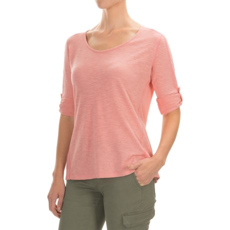 Gramicci Begonia Shirt - UPF 20+, Hemp-Organic Cotton, Long Sleeve (For Women)