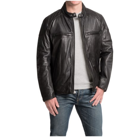 Marc New York by Andrew Marc Mac Moto Jacket - Leather (For Men)