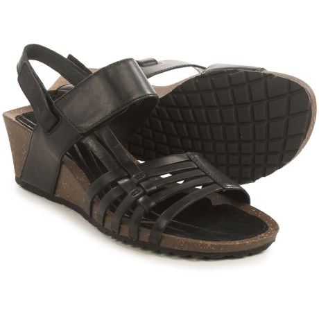 Teva Cabrillo 3 Sandals - Leather, Wedge Heel (For Women)