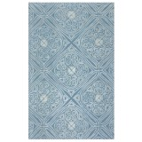 Rizzy Home Eden Harbor Area Rug - 5x8', Tufted Wool