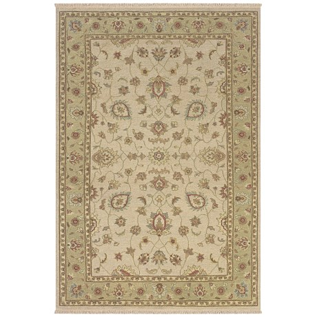 Rizzy Home Elegance Accent Rug - 2x3', Hand-Woven Wool