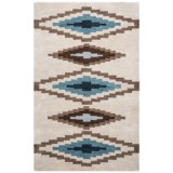 Rizzy Home Tumbleweed Loft Accent Rug - 3x5', Hand-Tufted Wool