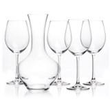 Nachtmann Vivendi Wine Decanter Set - 5-Piece, Bavarian Crystal