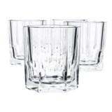 Nachtmann Bavarian Crystal Whisky Tumblers - Set of 4