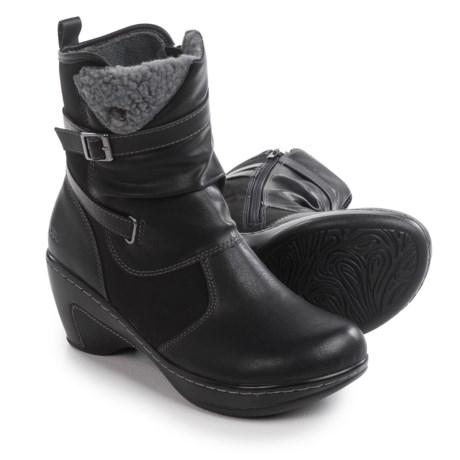 JBU by Jambu Sandalwood Ankle Boots - Vegan Leather (For Women)