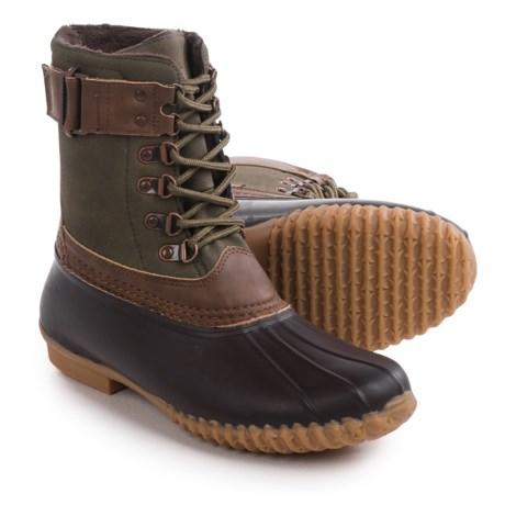 JBU by Jambu Nova Scotia Duck Boots - Vegan Leather (For Women)