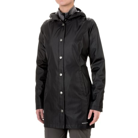 Avalanche Cresta Rain Jacket (For Women)