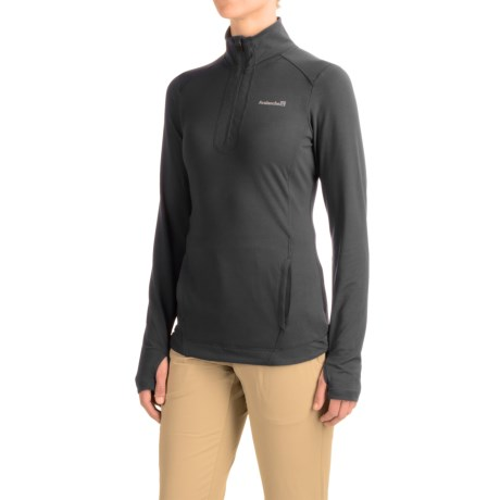 Avalanche Solace Jacket - Zip Neck (For Women)