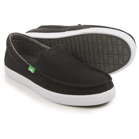 Sanuk Sideline TX Shoes - Slip-Ons (For Men)
