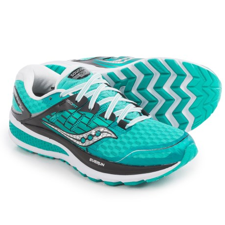 Saucony Triumph ISO 2 Running Shoes (For Women)