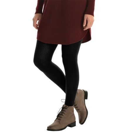 Falke Strigging Cable Tights (For Women)
