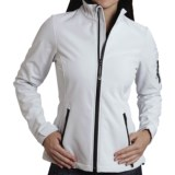 Roper Optic Soft Shell Jacket (For Women)