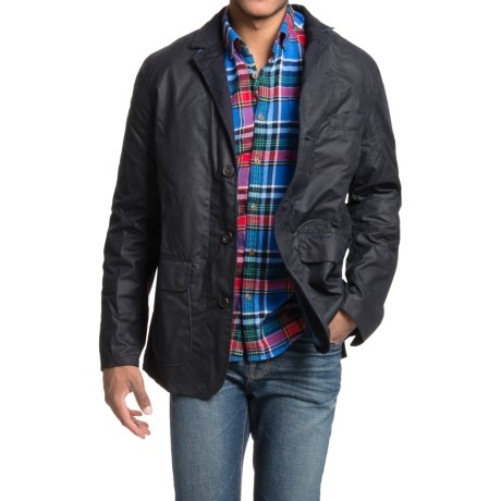Barbour Beauly Waxed-Cotton Jacket (For Men)