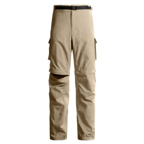 Mountain Hardwear Mesa Pants - Convertible (For Men)