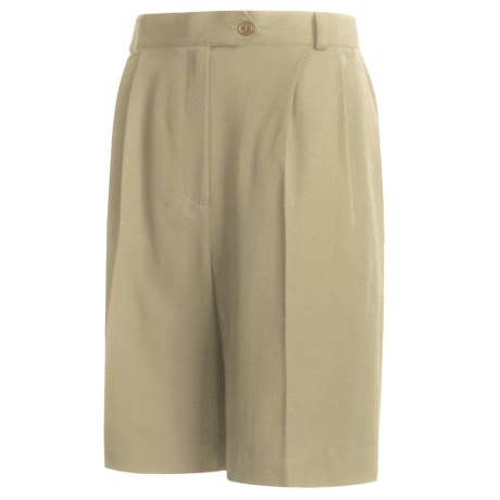 Hawksley & Wight Tailored Shorts (For Women)