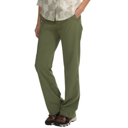 Royal Robbins Cardiff Stretch Pants - UPF 50+ (For Women) in Aloe - Closeouts