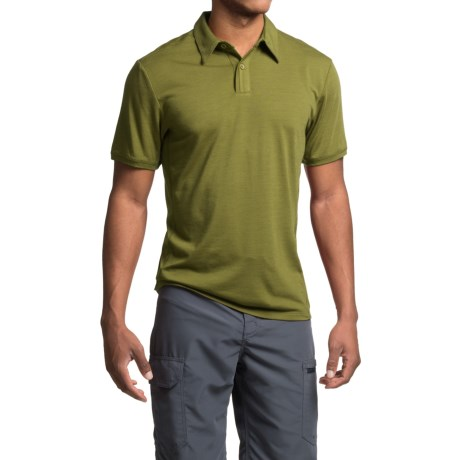Royal Robbins Go Everywhere Cricket Shirt - UPF 50+, Short Sleeve (For Men)