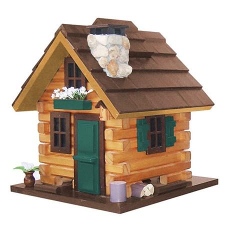 """Home Bazaar Country Comfort Bird Feeder - 11.5"""""""