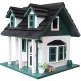 Home Bazaar Green Gables Birdhouse
