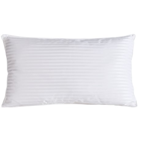 Blue Ridge Home Fashions Pinnacle Back Sleeper Down Pillow - King, 500 TC