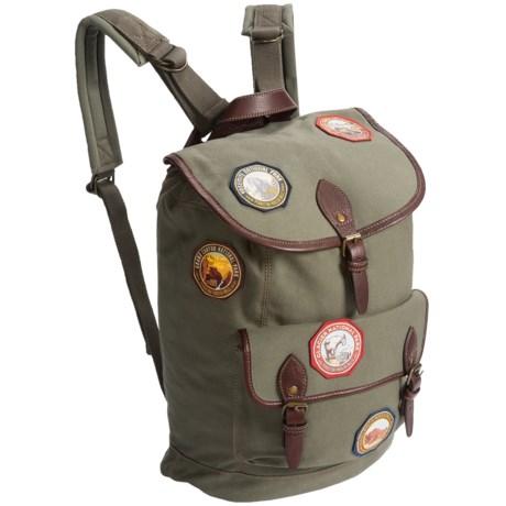 Pendleton Park Backpack (For Men and Women)