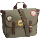 Pendleton Park Messenger Bag (For Men and Women)