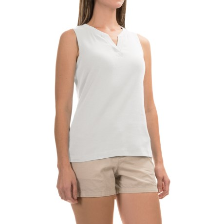 Royal Robbins Kickback Micro-Rib Tank Top - UPF 50+ (For Women)
