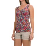 Royal Robbins Essential Plein Air Tank Top - UPF 50+ (For Women)