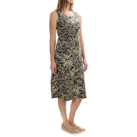 Royal Robbins Essential Floret Dress - UPF 50+, Sleeveless (For Women)