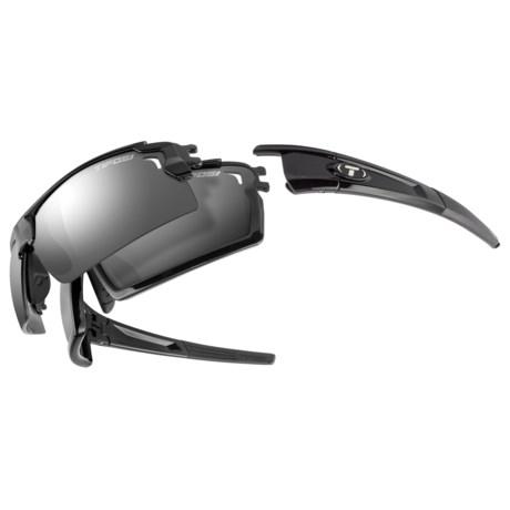 Tifosi Pro Launch H.S. Sunglasses - Interchangeable Fototec Lenses