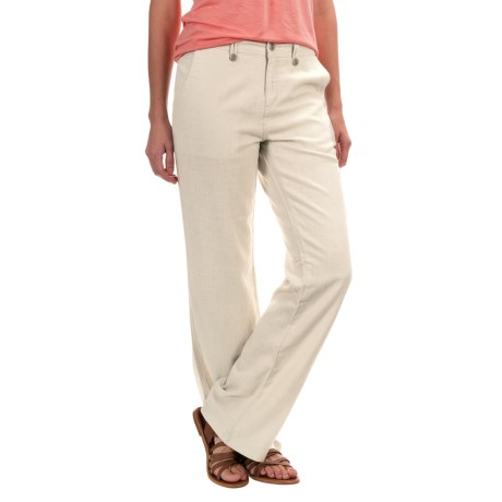 Royal Robbins Panorama Pants - Linen Blend (For Women)